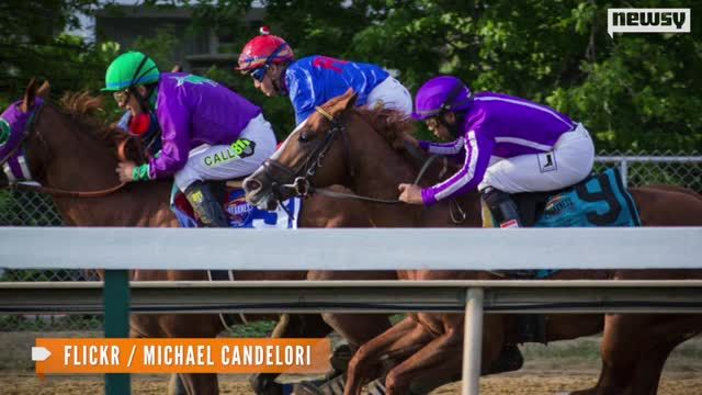 News video: California Chrome Falls Short Of Triple Crown