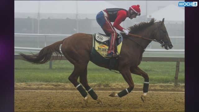 News video: California Chrome Just Misses Triple Crown To Tonalist